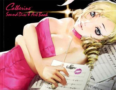 Catherine Art Book