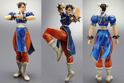 Chun Li Street Fighter