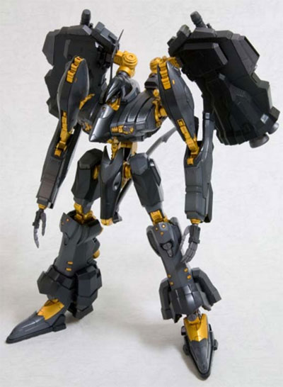 Armored Core Nineball Seraph Fine Scale Model Kit
