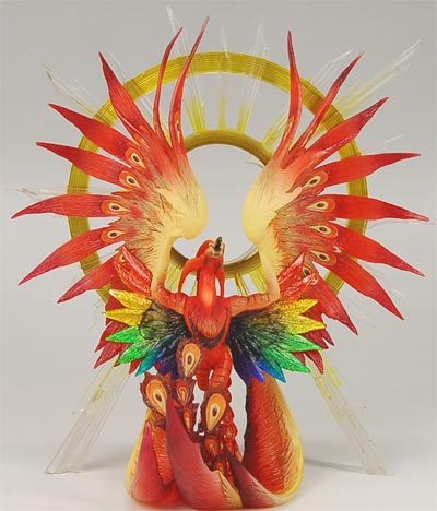 Final Fantasy Master Creatures 3 Phoenix
