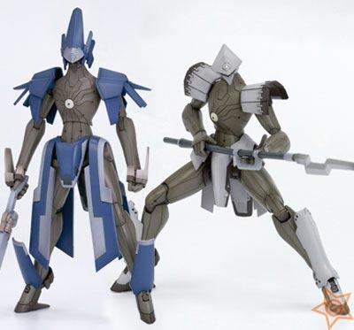 Linebarrels of Iron Arma Idaten & Arma Set