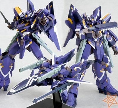 Super Robot Taisen OG ART-1 Fine Scale Model Unit