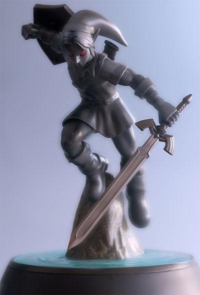 Legend of Zelda Dark Link Statue