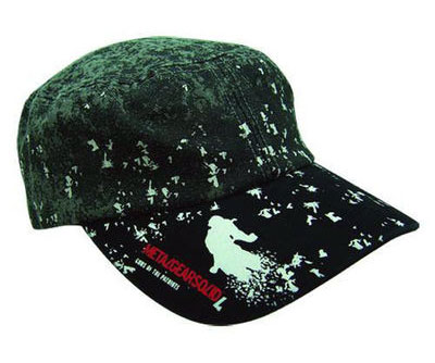MGS 4 Dissolve Military Hat