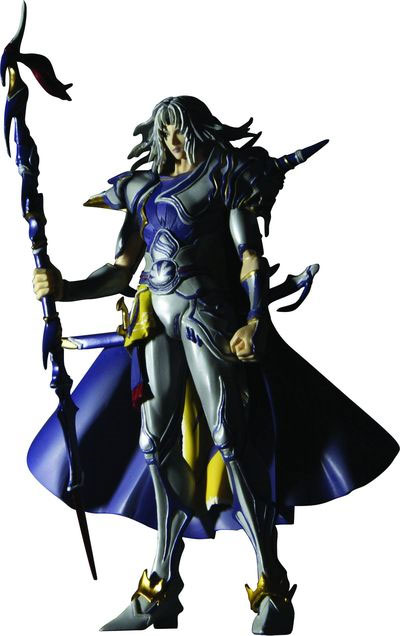 Dissidia: Final Fantasy Trading Arts Cecil Figure