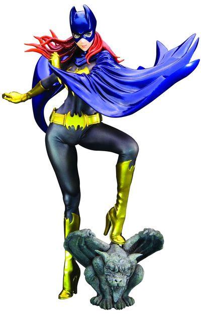 DC Batgirl Bishoujo Statue