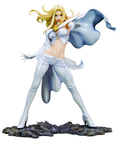 Marvel Emma Frost Bishoujo Statue