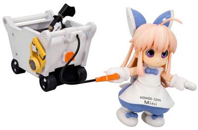 One-Shot Bug Killer Interceptor Doll Hoi Hoi-San Mini with Hoi Hoi Carry
