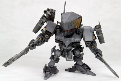 Armored Core 4 Aaliyah Supplice SD-Style Model Kit
