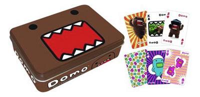 Domo Playing Card Tin