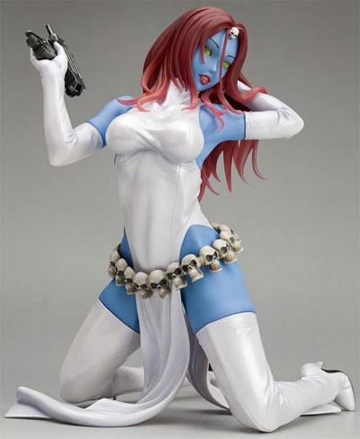 Marvel Mystique Bishoujo Statue