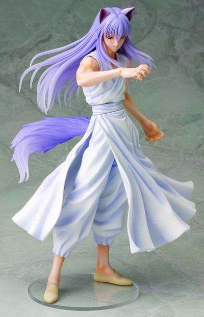 Yu Yu Hakusho Yoko Kurama ArtFX J Statue