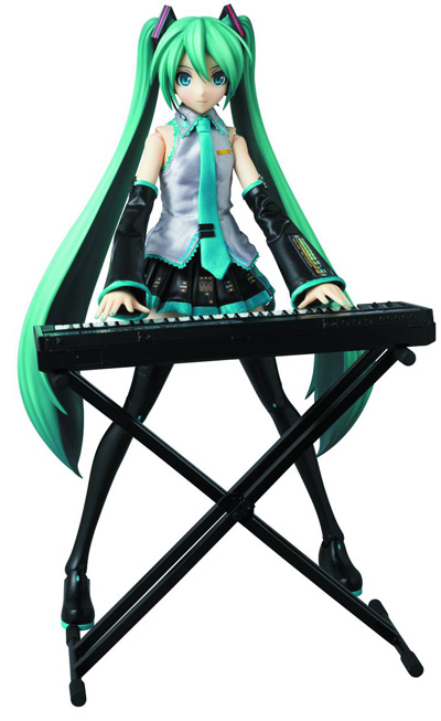 Hatsune Miku Diva F Version Real Action Hero Figure
