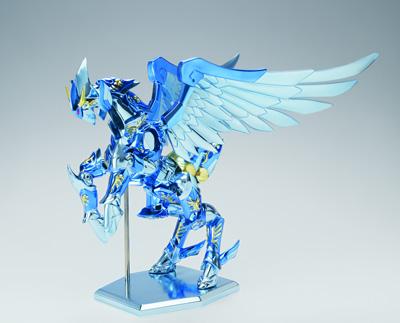 Saint Seiya: Saint Cloud Myth Pegasus Seiya God Cloth 10th Anniversary Figure