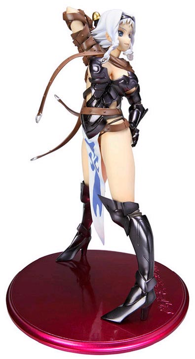 Queens Blade: Reina 2P-Color Version PVC Statue