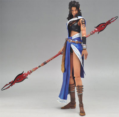 Final Fantasy XIII Play Arts Kai Series 2 Oerba Yun Fang Action Figure