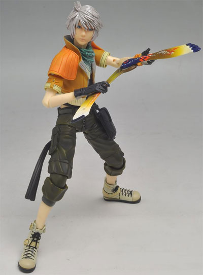 Final Fantasy XIII Play Arts Kai Series 2 Hope Estheim Action Figure