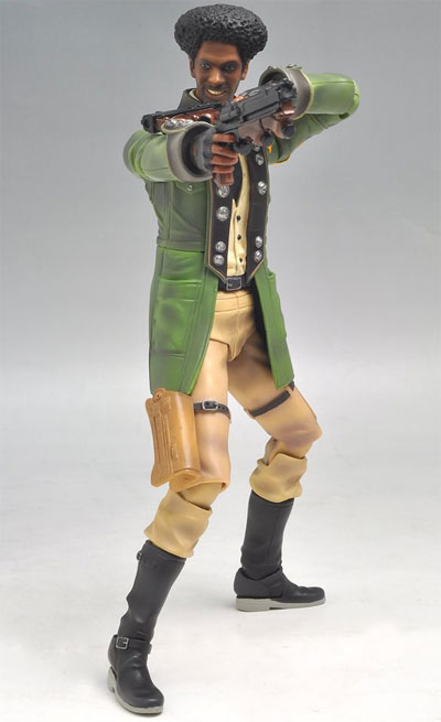 Final Fantasy XIII Play Arts Kai Series 2 Sazh Katzroy Action Figure