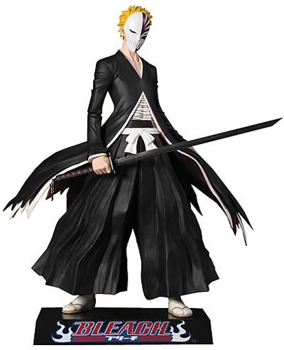 Bleach: Deluxe Ichigo with Bankai and Hollow Mask