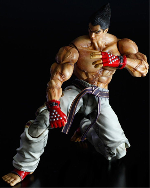 Tekken Tag Tournament 2 Kazuya Mishima Action Figure