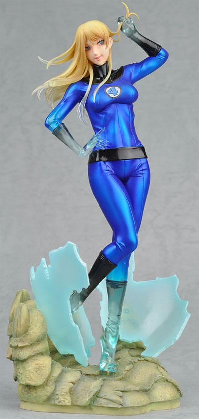 Marvel Invisible Woman Bishoujo Statue