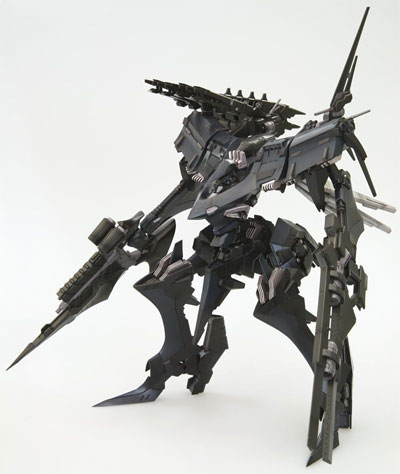 Armored Core Omer Type-Lahire Stasis Model Kit