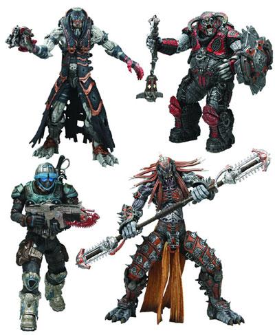 Gears of War Series 6 Action Figures