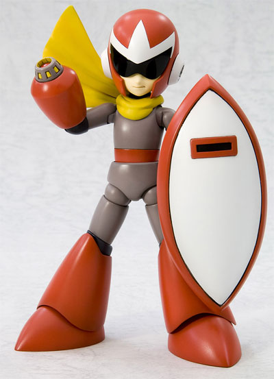 Mega Man Protoman Plastic Model Kit