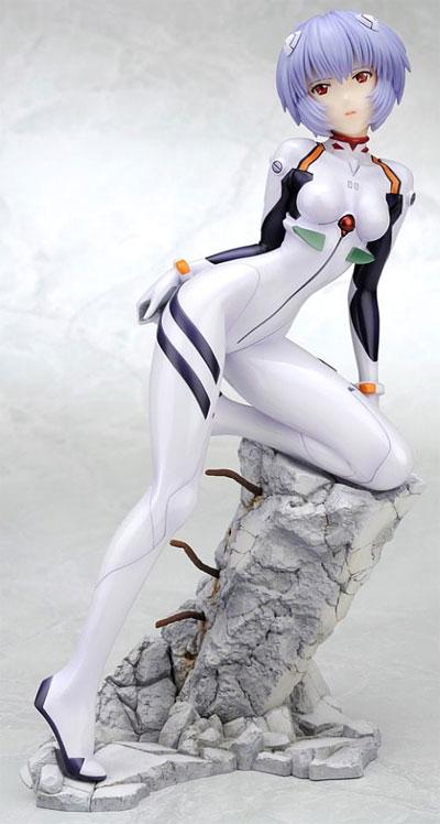 Neon Genesis Evangelion Rei Ayanami Plug Suit Ani-Statue