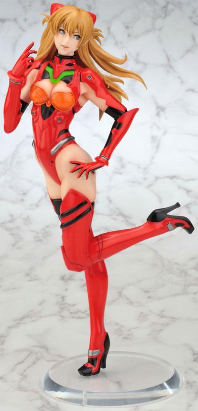 Creators Labo #26: Asuka Langley PVC Figure