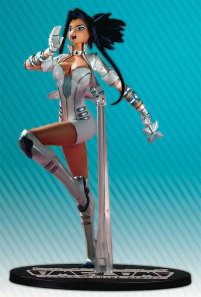 Ame Comi White Canary 9-Inch PVC Statue