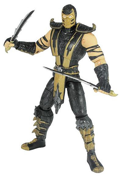 Mortal Kombat Scorpion 6-inch Action Figure