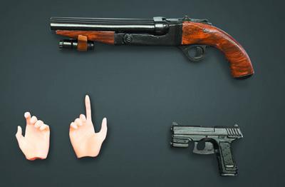 Resident Evil 6 Play Arts Kai Helena Harper Action Figure