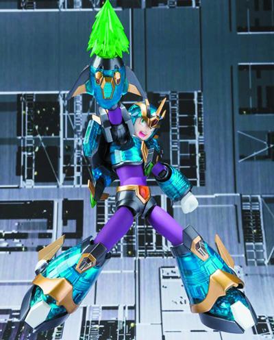 Mega Man X Ultimate Armor D-Arts Figure