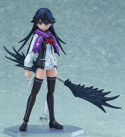Vividred Operation Rei Kuroki Figma Action Figure