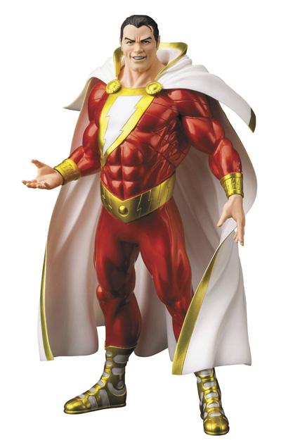 DC Comics Shazam New 52 Version ArtFX+ Statue