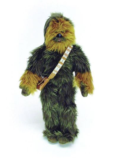 Star Wars 14 inch Poseable Chewbacca Plush