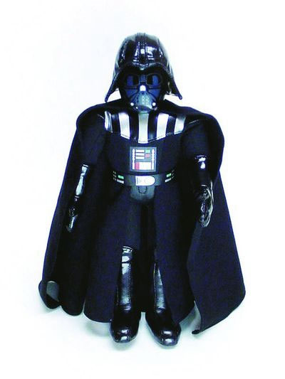 Star Wars 14 inch Poseable Darth Vader Plush