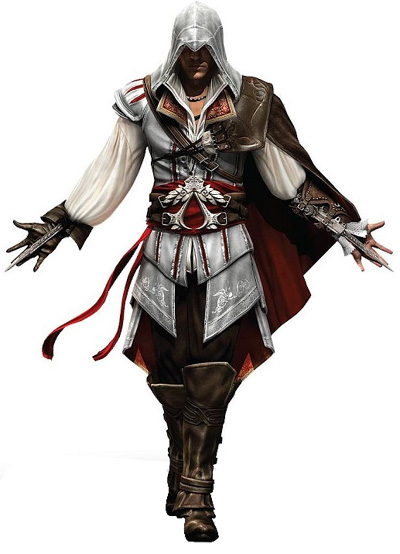 Assassin's Creed II Ezio 7 inch Action Figure