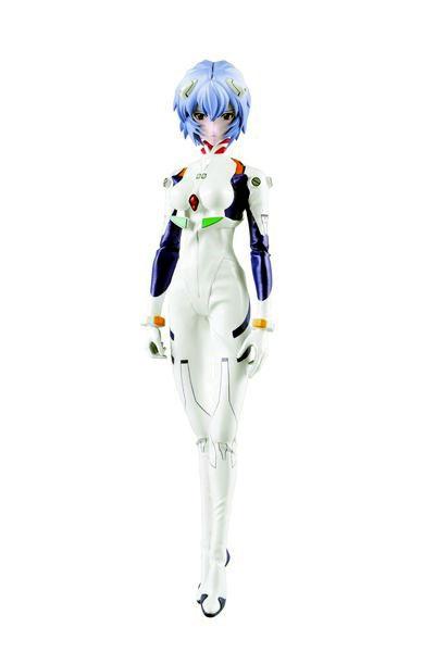 Neon Genesis Evangelion 2.0 Rei Ayanami Real Action Hero Figure