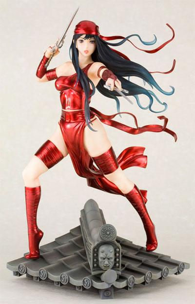 Marvel Elektra Bishoujo Statue
