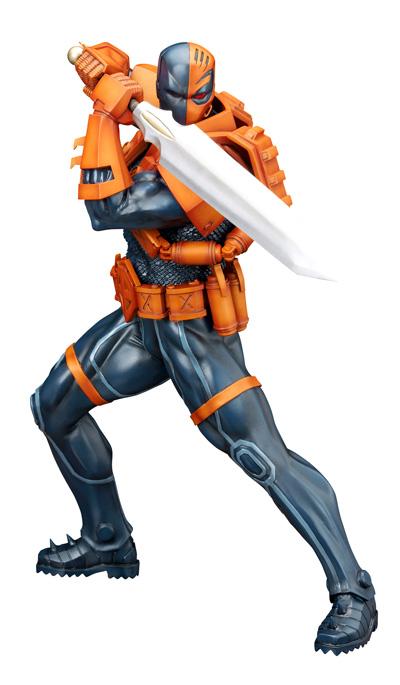 DC Comics Deathstroke New 52 ArtFX Statue