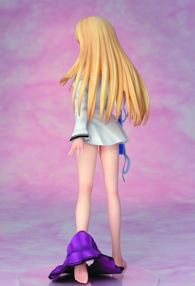 Pet Girl Sakurasou Shiina Mashiro PVC Figure (Rear View)