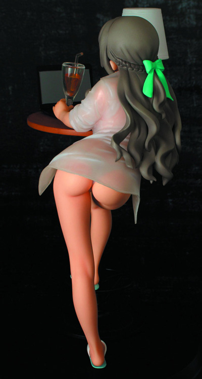 Dayream Collection Vol. 6 Eco-chan PVC Fig Daily Version