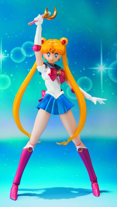 Sailor Moon S.H.Figuarts Action Figure
