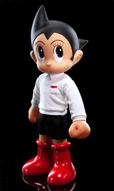 Astro Boy Master Series 1 PVC Figure