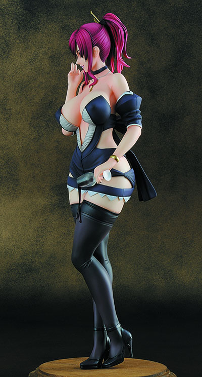 Starless Marie Mamiya PVC Figure (Side View)