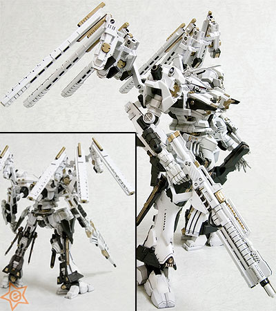 Armored Core Rosenthal CR-Hogire Noblesse Oblige Fine Scale Model Kit