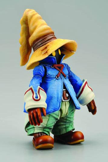 Final Fantasy IX Play Arts Vivi Action Figure