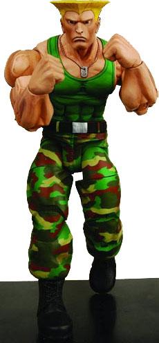 Street Fighter IV Guile 7